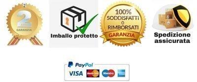 vendita lampade online pagamenti protetti