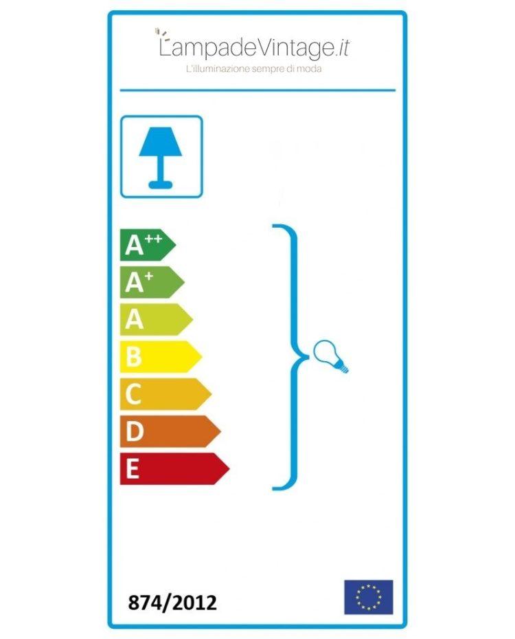 classe energetica Lampadari