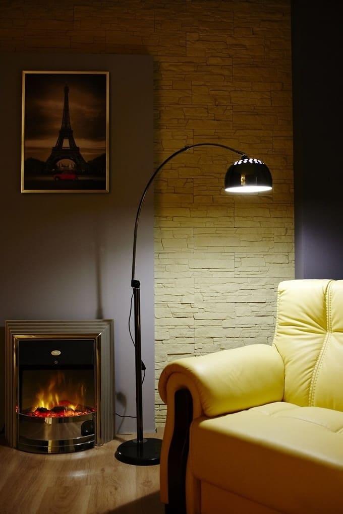 lampade ad arco da terra roma