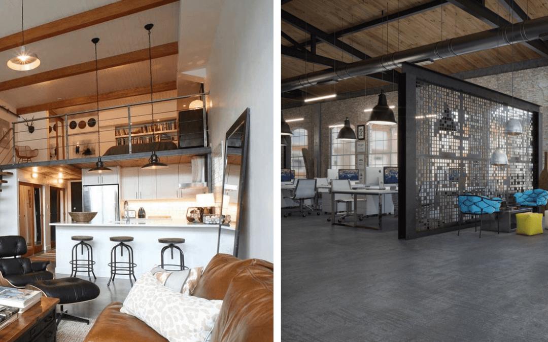 Lampade vintage e industriali consigli sull arredo casa