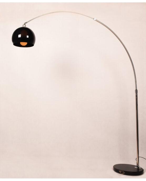 lampada stelo nera