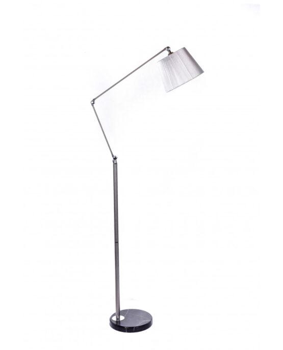 lampada a braccio da terra
