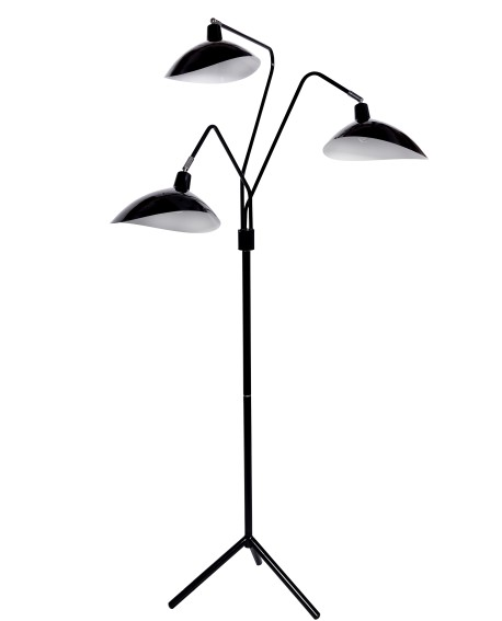 lampada da terra nera