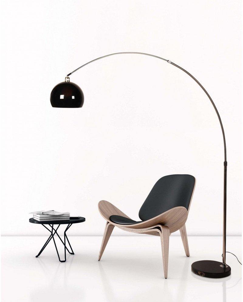 lampada di design da terra per ufficio