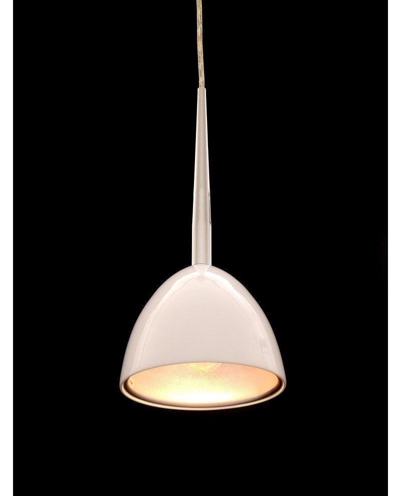 lampada vintage anni 60 bora bianca 2 test