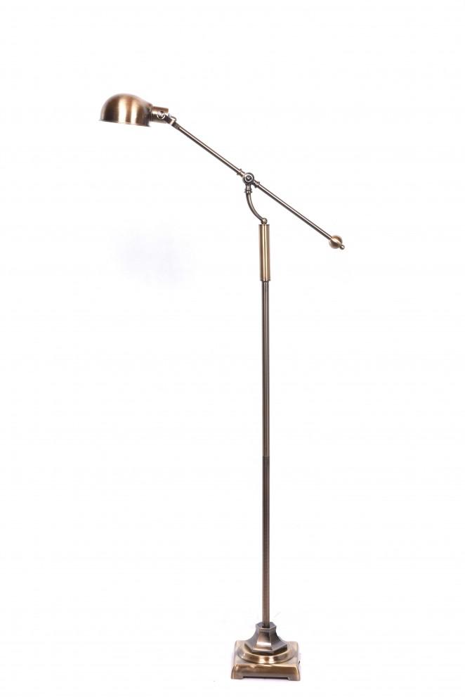 lampada da antiquariato elegante