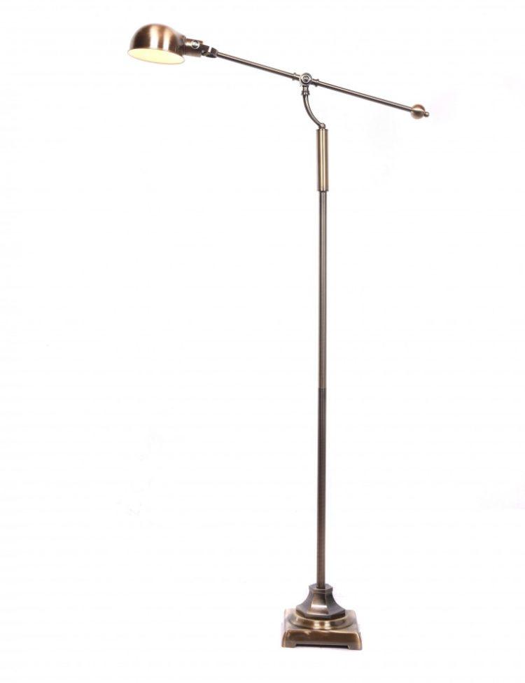 lampada da terra classica vintage
