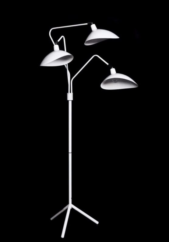 vintage gulvlampe