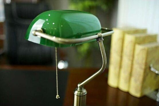 lampade ministeriali da scrivania