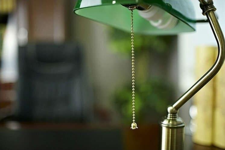 lampada ministeriale autentica