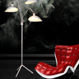 lampada da terra per soggiorno da mettere vicino al divano