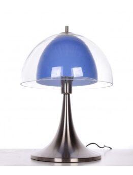 lampada tavolo blu