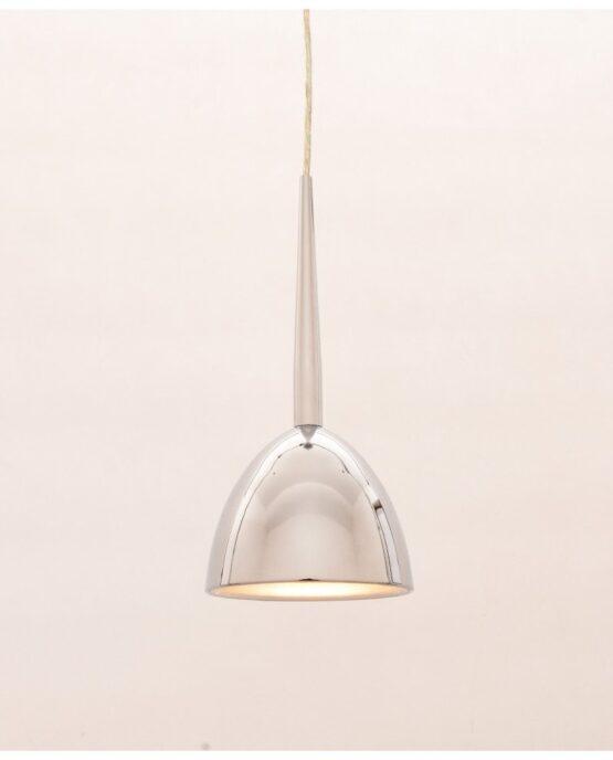 lampadario da soffitto bora silver