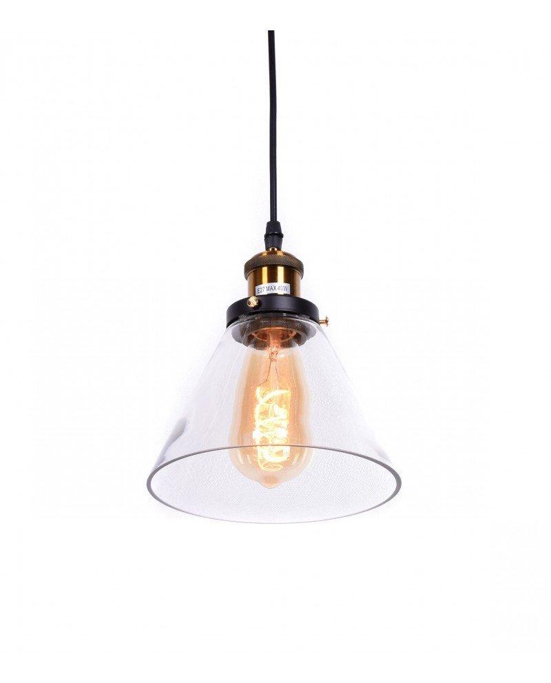 Lampada Vintage In Stile Marinaresco In Vetro E Ottone Scoprila Subito