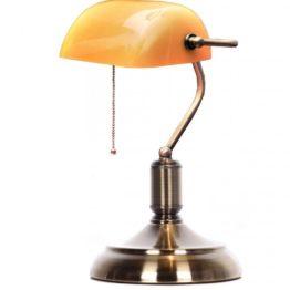 lampada scrivania vintage