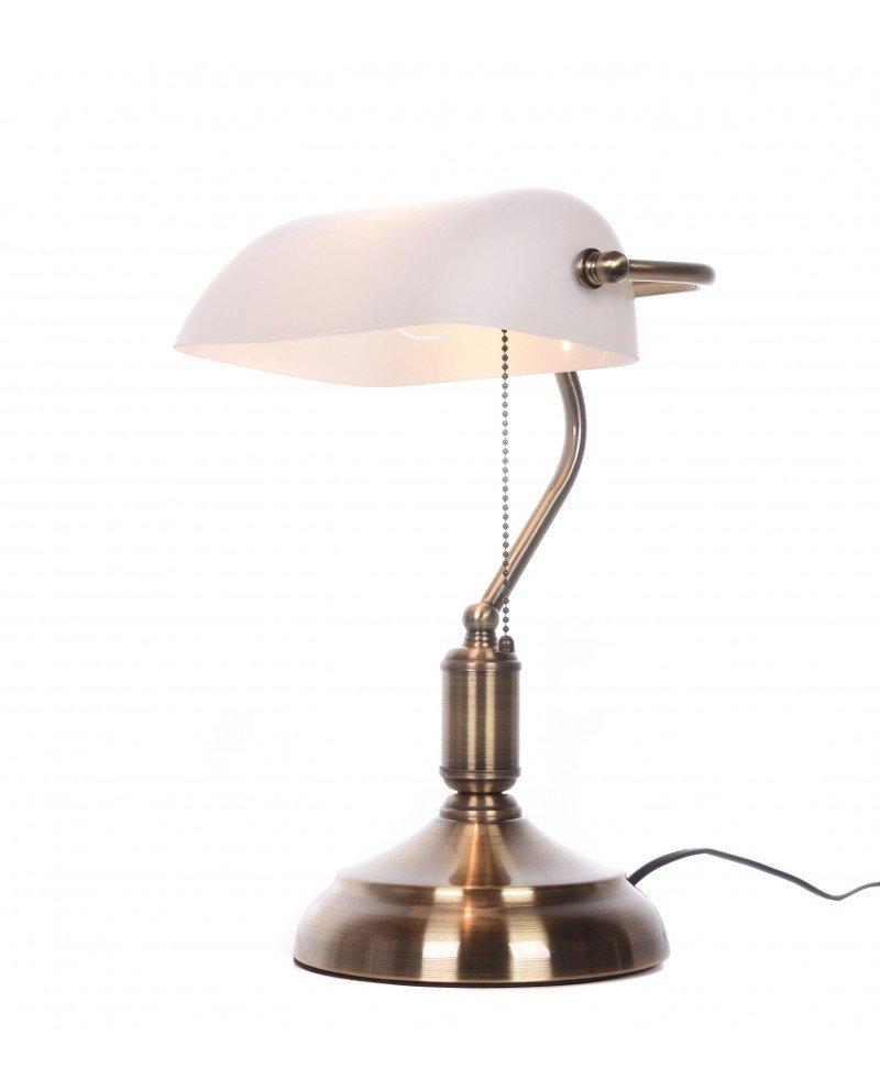 Lampada Da Scrivania Con Interruttore A Catenella