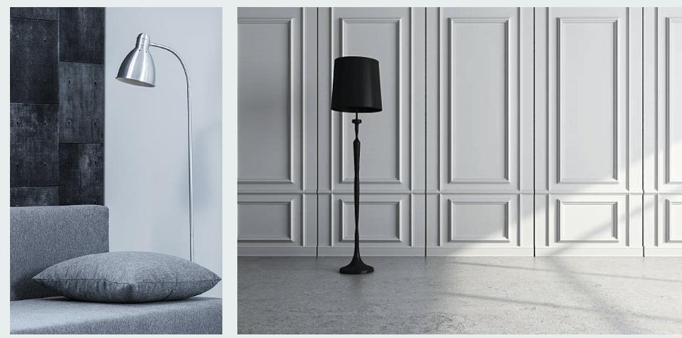 lampade vintage eleganti da salotto