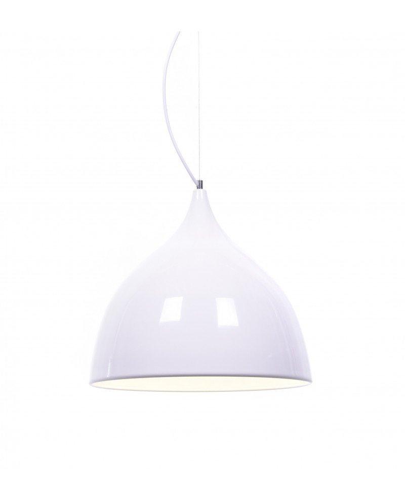 lampadario da soffitto vintage bianco Vittorio 1 test