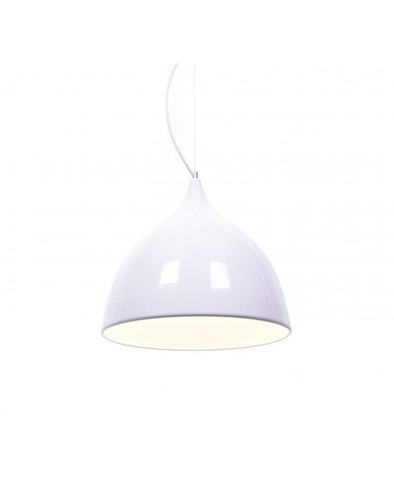 lampadario da soffitto vintage bianco Vittorio 2 test
