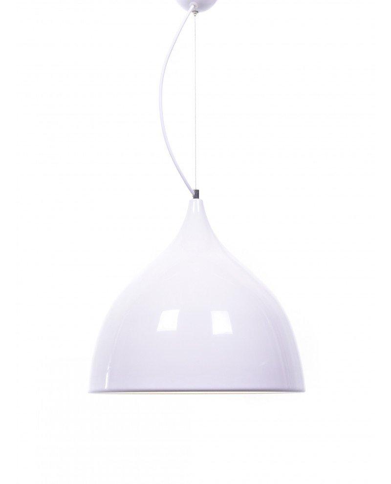 lampadario da soffitto vintage bianco Vittorio 3 test