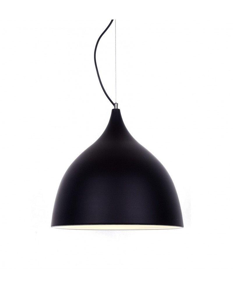 lampadario da soffitto vintage nero Vittorio 1 test