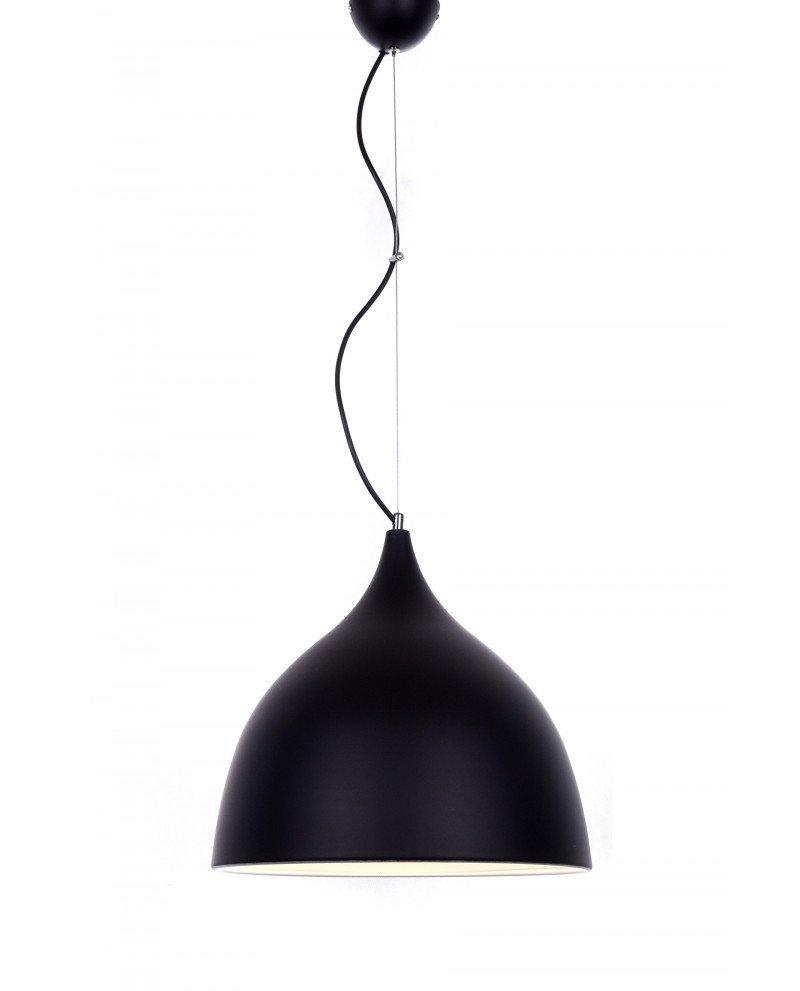 lampadario da soffitto vintage nero Vittorio 3 test
