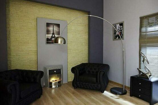 idea illuminazione salotto