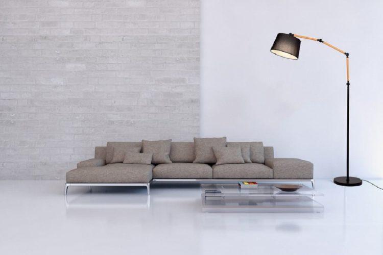 come posizionare lampada nel soggiorno immagini
