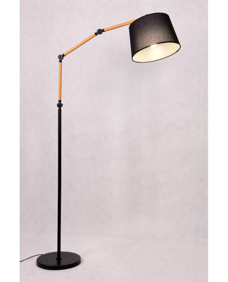 illuminazione casa lampada da terra per divano