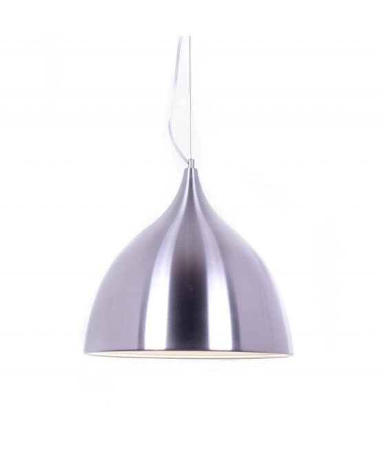 lampadario da soffitto vintage argento Vittorio