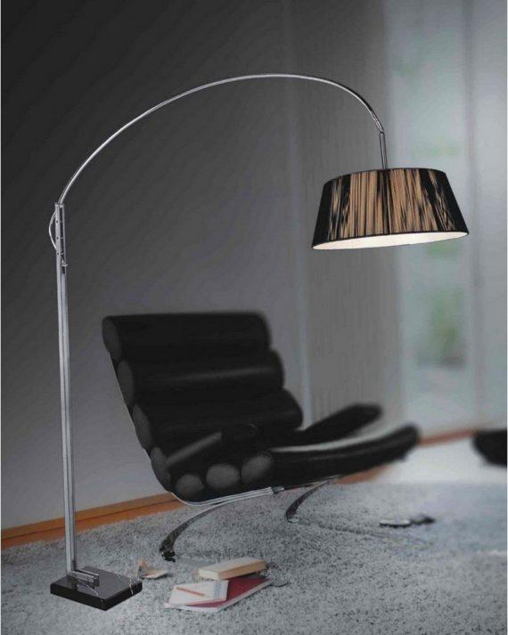 lampada da terra moderni a stelo con paralume