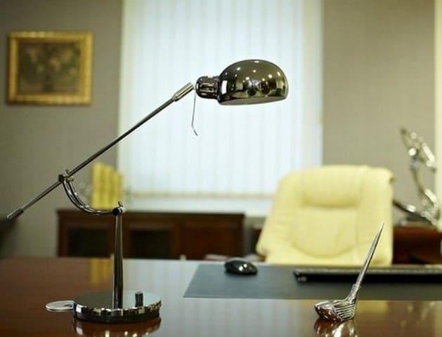 lampada lusso scrivania