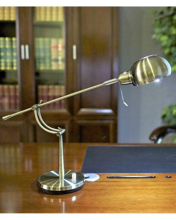 lampada da tavolo vintage amazon
