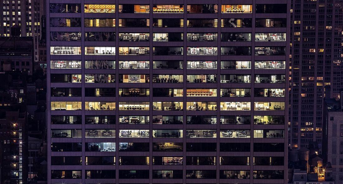Illuminazione da ufficio