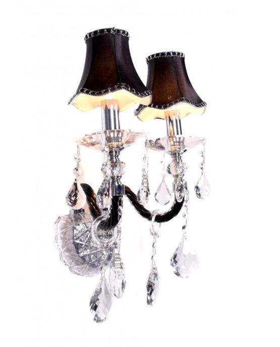 lampada lussuosa a parete