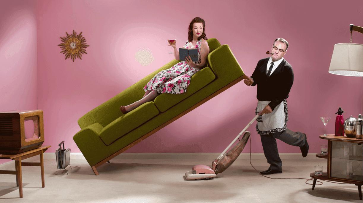 Arredamento-vintage-guida-per- la casa Stile Vintage per arredare la casa