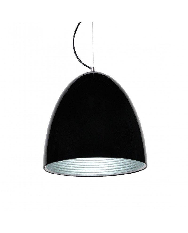 lampada a sospensione esclusivi in offerta metallo nero lucido 7 test