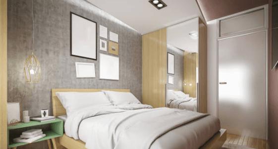 Lampadari camere hotel