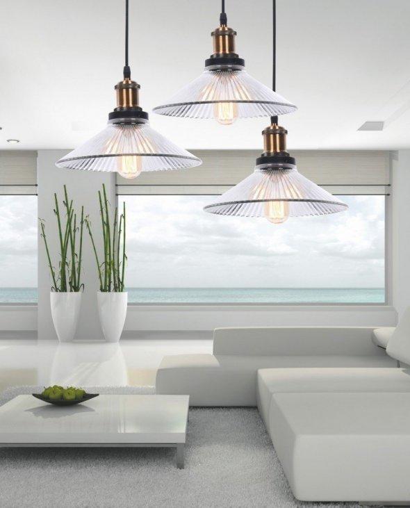 Scopri lampadario in vetro anni 70 per soggiorno e cucina Offerte e ...
