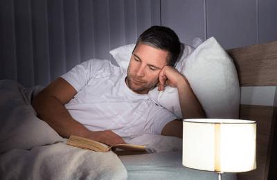Lampada da comodino per la lettura