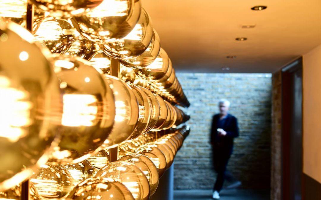 Lighting designer interior architect dell' illuminnazione