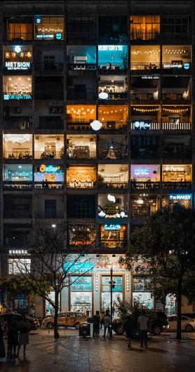 lighting designer per interni