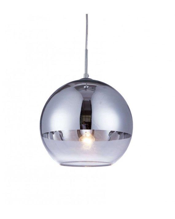 lampada veroni argento