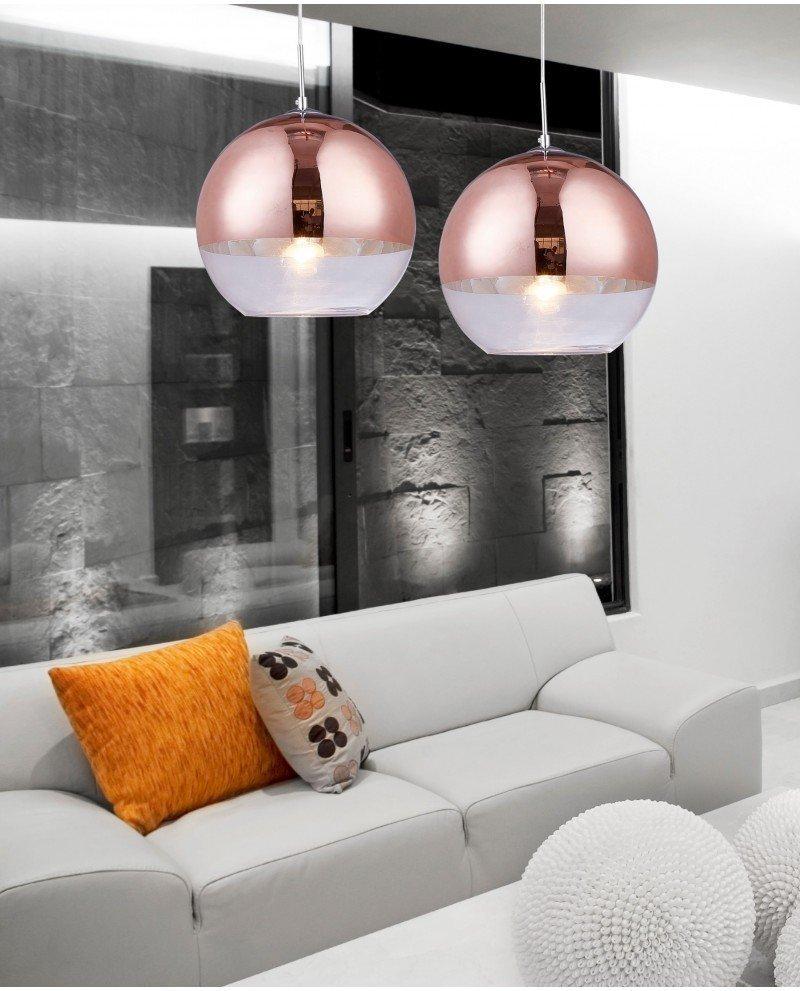 lampada veroni oro rosa 3 test