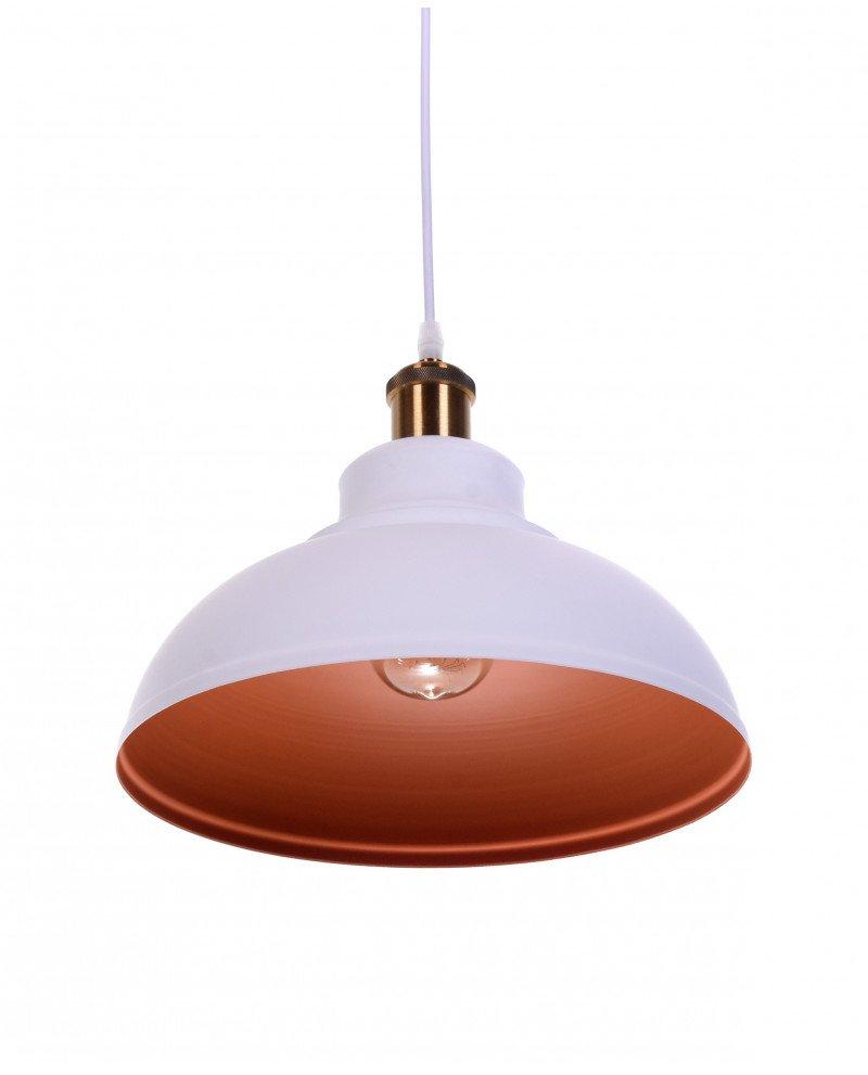 lampadario a sospensione boggi bianco industrial chic 2 test