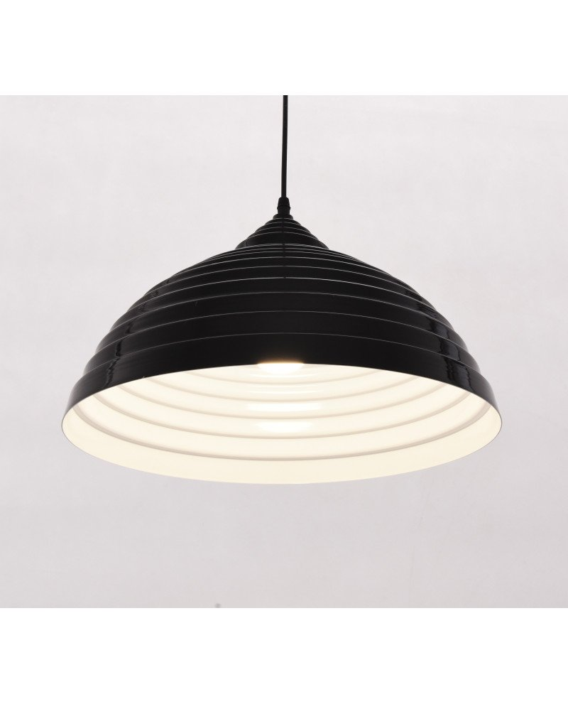 lampadario da soffitto maisons du monde industrial revolution nero e bianco 3 test