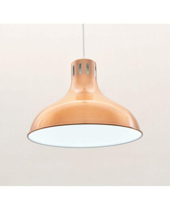 lampadario in rame ultracontemporaneo illuminazione deisgn