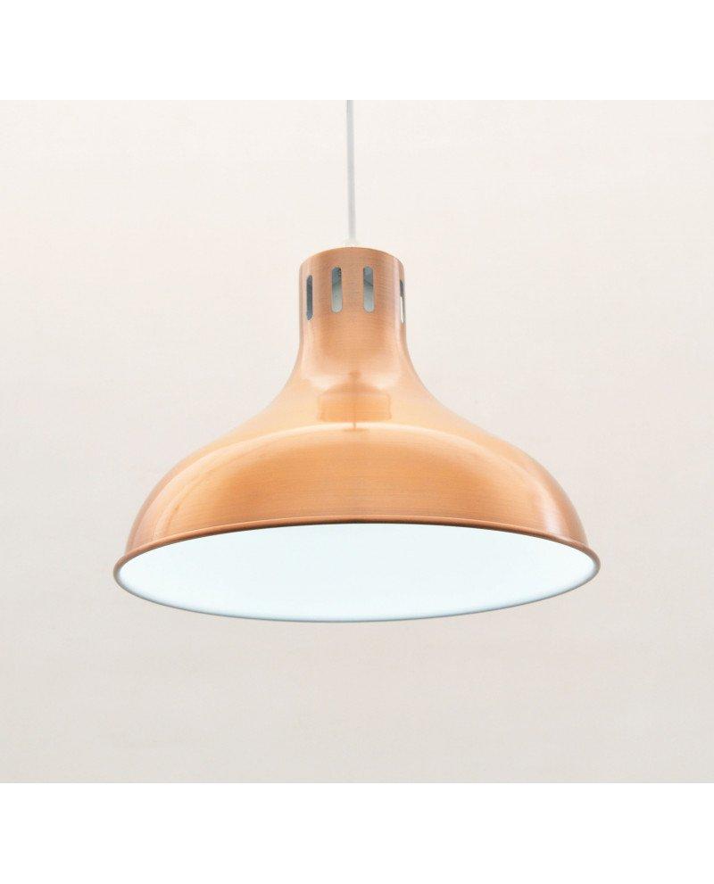 lampadario in rame ultracontemporaneo illuminazione deisgn 1 test