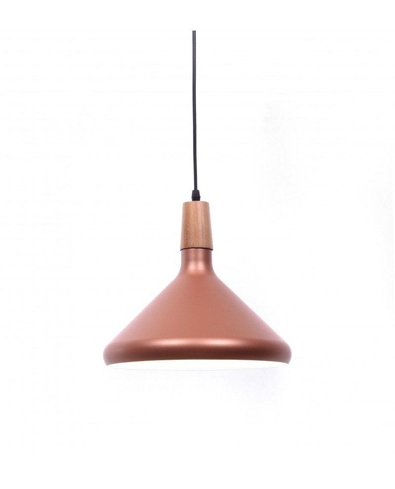 lampadario per ristoranti roro rosa design moderno test