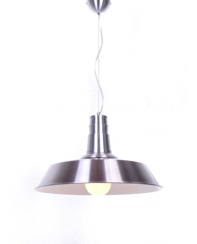 lampadario rustico metallo da soffitto 3 test